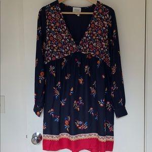 Sezane shift dress